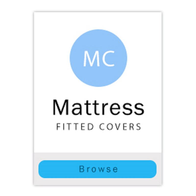 Waterproof Fitted Mattress Covers