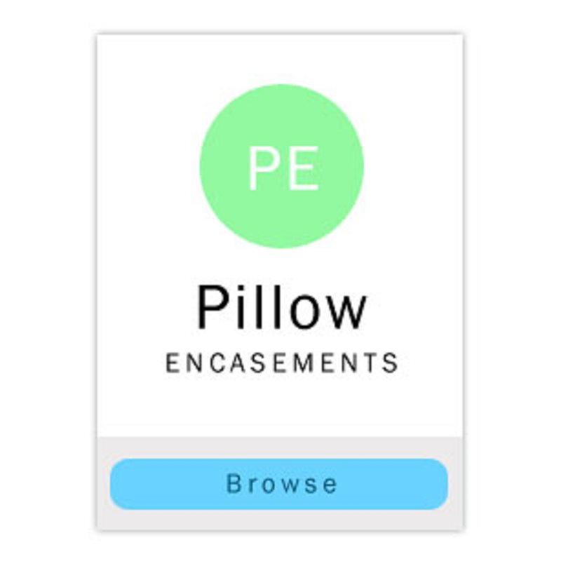 Pillow Encasements