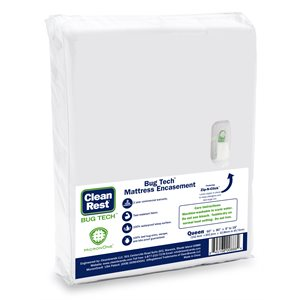 CleanRest Bug Tech Mattress Encasements