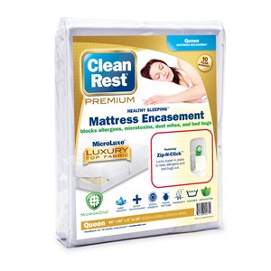 CleanRest Premium Mattress Encasements