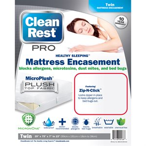 CleanRest Pro Mattress Encasements